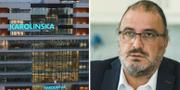 Inti Peredo, läkaren på Karolinska som anklagats för antisemitism. Uppdrag granskning