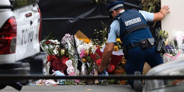 WILLIAM WEST / AFP