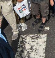 Firande av 50-årsjubileet av Abbey Road häromdagen. Dominic Lipinski / TT NYHETSBYRÅN/ NTB Scanpix