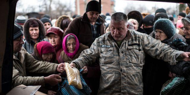 En person dodad i ostra ukraina