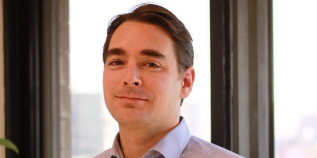 Erik Broddesson, försäljningschef på Kjell & Company.
