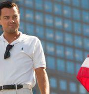 "Leonardo DiCaprio i ""The Wolf of Wall Street"". Mary Cybulski / Paramount Pictures"