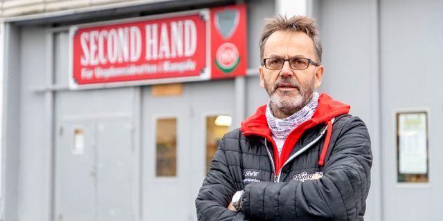 Adam ihse / TT / TT NYHETSBYRÅN