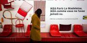 Ikea i Paris. LIONEL BONAVENTURE / AFP