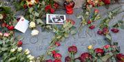 Olof Palmes minnesplats. Jonas Ekströmer/TT / TT NYHETSBYRÅN