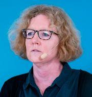 Smittskyddsläkare Eva Melander.  Johan Nilsson/TT / TT NYHETSBYRÅN
