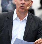 Benny Fredriksson, tidigare vd för Kulturhuset-Stadsteatern i Stockholm. Anders Wiklund/TT / TT NYHETSBYRÅN