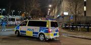 En man i 25-årsåldern sköts till döds i Tensta på lördagskvällen. Pontus Altin/TT / TT NYHETSBYRÅN