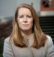 C-ledaren Annie Lööf.  Malin Hoelstad/SvD/TT / TT NYHETSBYRÅN