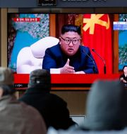 Kim Jong-Un. Lee Jin-man / TT NYHETSBYRÅN