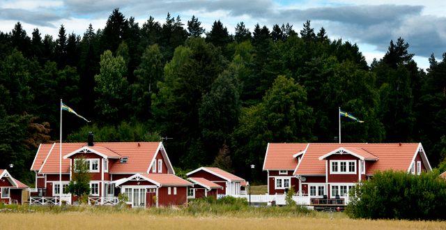 Arkivbild. Villaområde. Tomas Oneborg / SvD / TT / TT NYHETSBYRÅN
