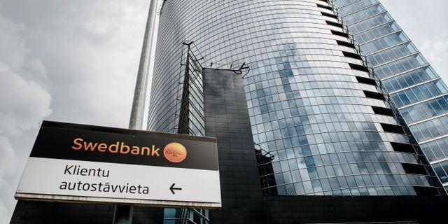 Lettiska huvudkontoret i Riga. Arkivbild. Pi Frisk / SvD / TT / TT NYHETSBYRÅN