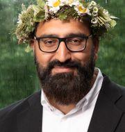 Arkivbild. Hamid Zafar. Mattias Ahlm/Sveriges Radio