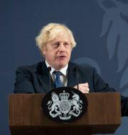 Boris Johnson. David Rose / TT NYHETSBYRÅN