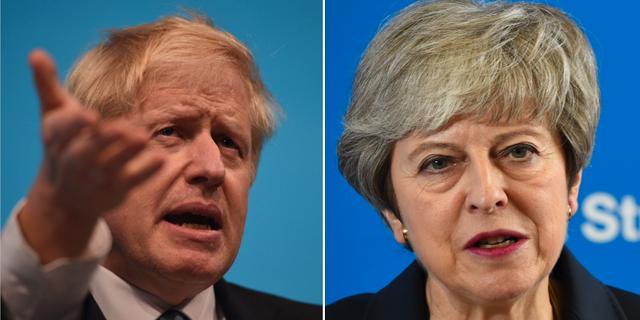 Boris Johnson ska enligt BBC ha försökt undanhållas information från Downing Street och May. TT