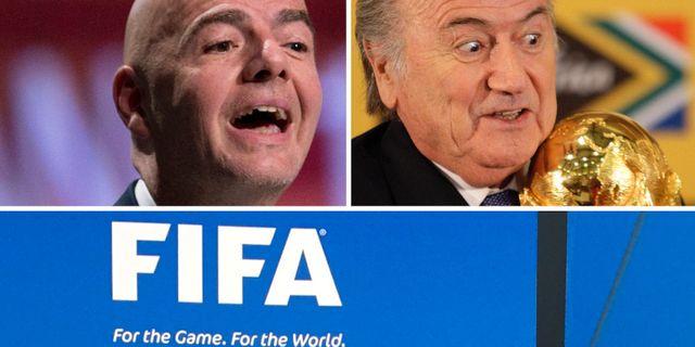 Blatter forsoker splittra europa