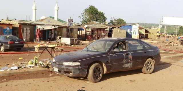 Fler an 200 doda i nigeriansk massaker
