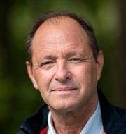Björn Olsen. Pontus Lundahl/TT / TT NYHETSBYRÅN