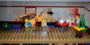Lego. Jens Dige / TT NYHETSBYRÅN