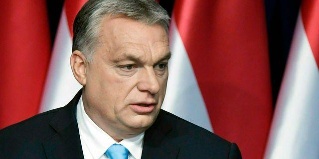 Viktor Orbán. Szilard Koszticsak / TT NYHETSBYRÅN