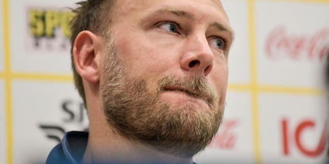 Andreas Granqvist. Janerik Henriksson/TT / TT NYHETSBYRÅN