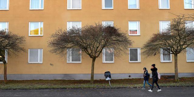 Flyktingbarn tvingas bo med kriminella ungdomar 2