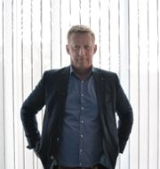 Klas Friberg.  Janerik Henriksson/TT / TT NYHETSBYRÅN