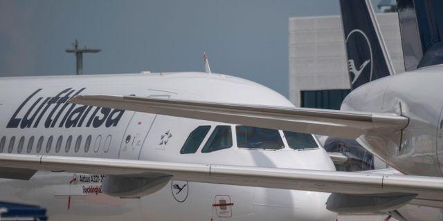 Lufthansa Boris Roessler / TT NYHETSBYRÅN