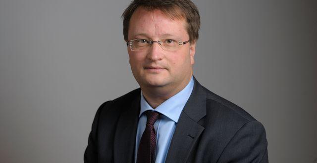 Lars Beckman. HENRIK MONTGOMERY / TT / TT NYHETSBYRÅN