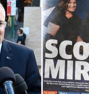 Australiens premiärminister Scott Morrisons vinst beskrivs som ett mirakel i pressen. TT