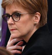 Nicola Sturgeon. ANDY BUCHANAN / AFP