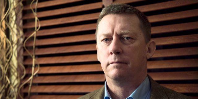 Säkerhetspolischef Klas Friberg. Henrik Montgomery/TT / TT NYHETSBYRÅN