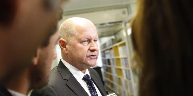 Dan Eliasson. Christine Olsson/TT / TT NYHETSBYRÅN