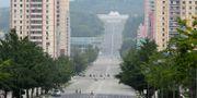 Nordkoreanska staden Kaesong. Illustrationsbild. Naohiko Hatta / TT NYHETSBYRÅN