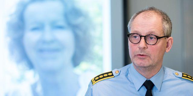 Utredningsledaren Tommy Brøske. Vidar Ruud / TT NYHETSBYRÅN