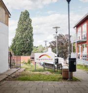 Migrationsverket i Högsby. Adam Wrafter/SvD/TT / TT NYHETSBYRÅN
