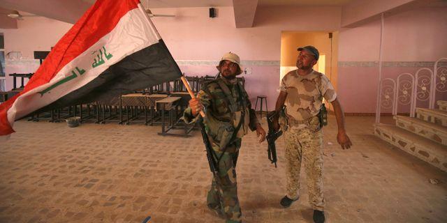 Iraks premiarminister tal afar har befriats