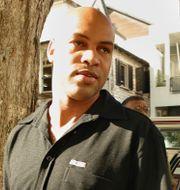 Dino Bouterse EDWARD TROON/AP