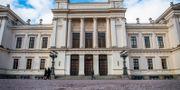 Lunds universitets huvudbyggnad. Emil Langvad/TT / TT NYHETSBYRÅN
