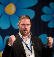 Jörgen Fogelklou. Arkivbild.  Björn Lindgren/TT / TT NYHETSBYRÅN