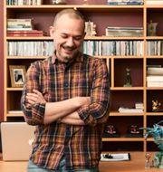 David Polfeldt har jobbat på Massive i sjutton år, varav tolv som vd. Press/TT