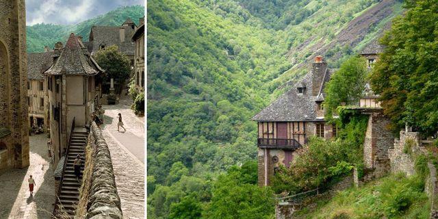 Det finns byar och så finns det byar. Conques i Frankrike ser ut att komma direkt från en Tolkienbok och sätter ribban högt, väldigt högt, för hur sagolik en weekend i Sydeuropa faktiskt kan vara. Flickr