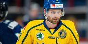 Sveriges kapten Klas Dahlbeck. TOMI HÄNNINEN / BILDBYRÅN