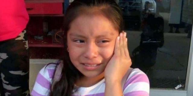 11-åriga Magdalena Gomez Gregorio CBS
