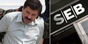 """Joaquín Guzmán, """"El Chapo""""."""