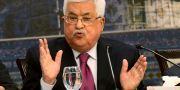 Mahmoud Abbas. Majdi Mohammed / TT / NTB Scanpix