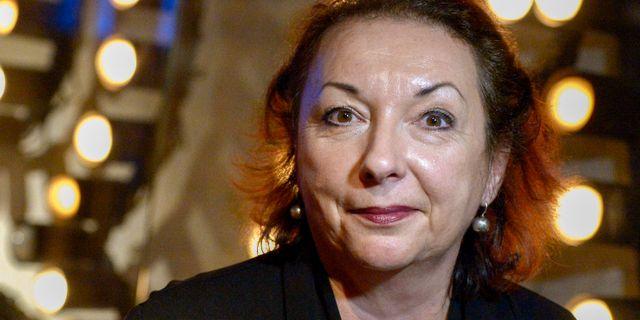 Véronique Lönnerblad, generalsekreterare Unicef Sverige JANERIK HENRIKSSON / TT / TT NYHETSBYRÅN