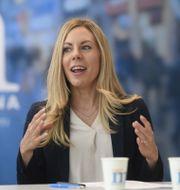 Jessica Rosencrantz Fredrik Sandberg/TT / TT NYHETSBYRÅN