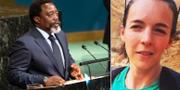 Joseph Kabila i FN/Zaida Catalán TT