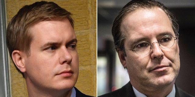 Fridolin har forlorat fortroendet for forsvarsministern